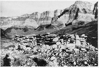 Fig. 9-3P  PHOTO of Cardenas Ruin, Palisades